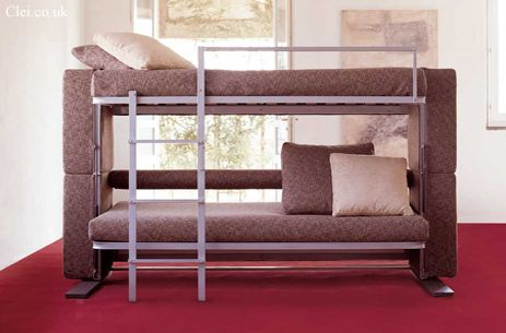 Doc Sofa Bunk Bed. Sofa Looks Good And Sturdy Xl Bunkbed, Great For Spare  Room  Guests Have Small Kids!