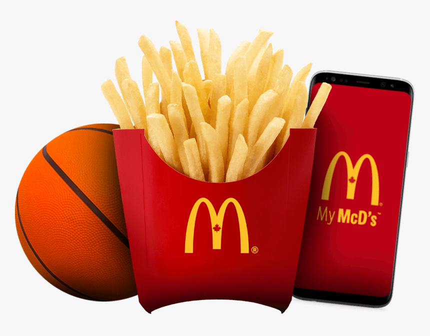 All Season Long Whenever The Toronto Raptors Score French Fries Mac D Hd Png Download Is Free Transparent Png Image D In 2020 Toronto Raptors Toronto French Fries