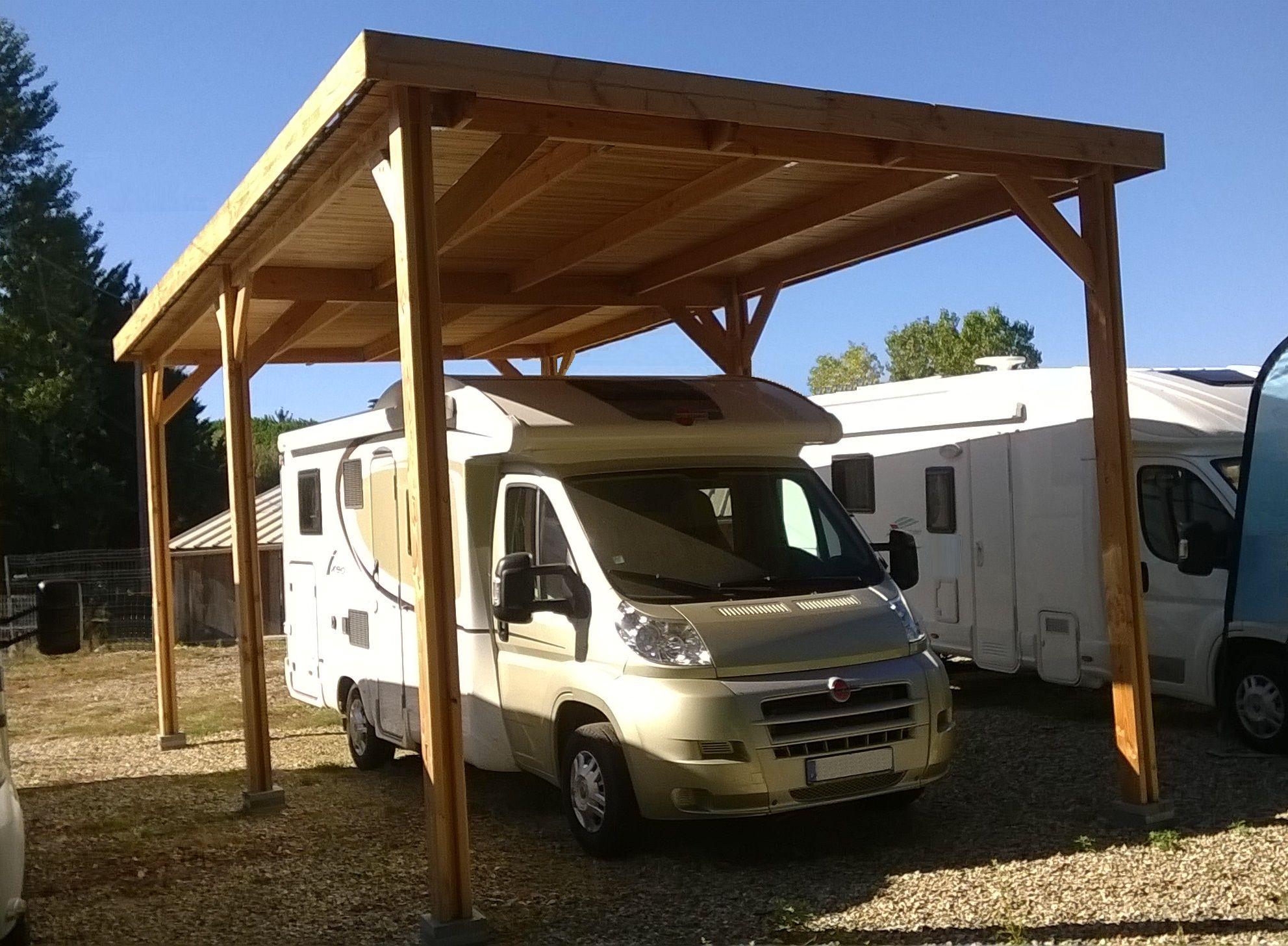 kit abri camping car douglas 3 74 x 7 75 x 3 20m mod le ind pendant toit plat vendu avec sa. Black Bedroom Furniture Sets. Home Design Ideas