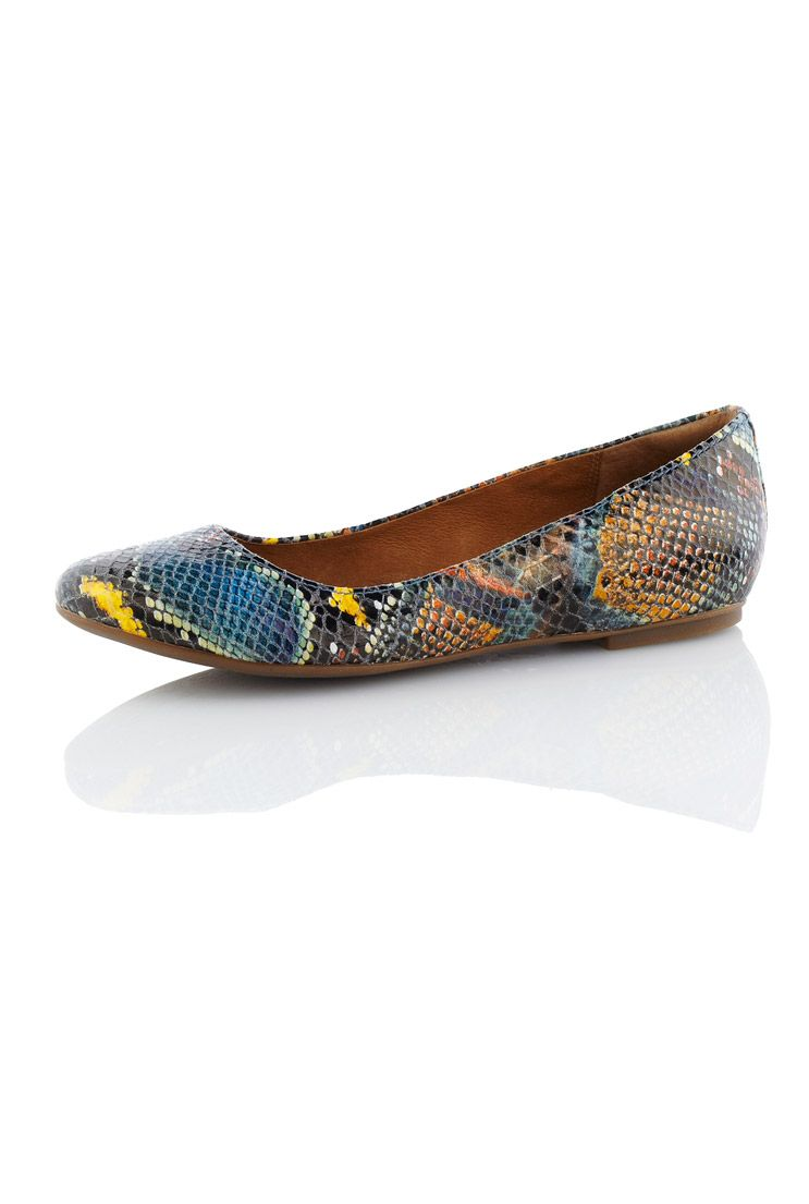 Large Size Womens Shoes Valley Moon by Indigo In Multicolor - Shoes For Tall Women At LTS