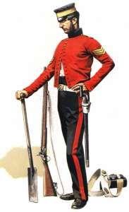 RE Dress Regulations 1857 | Military Uniforms | British army