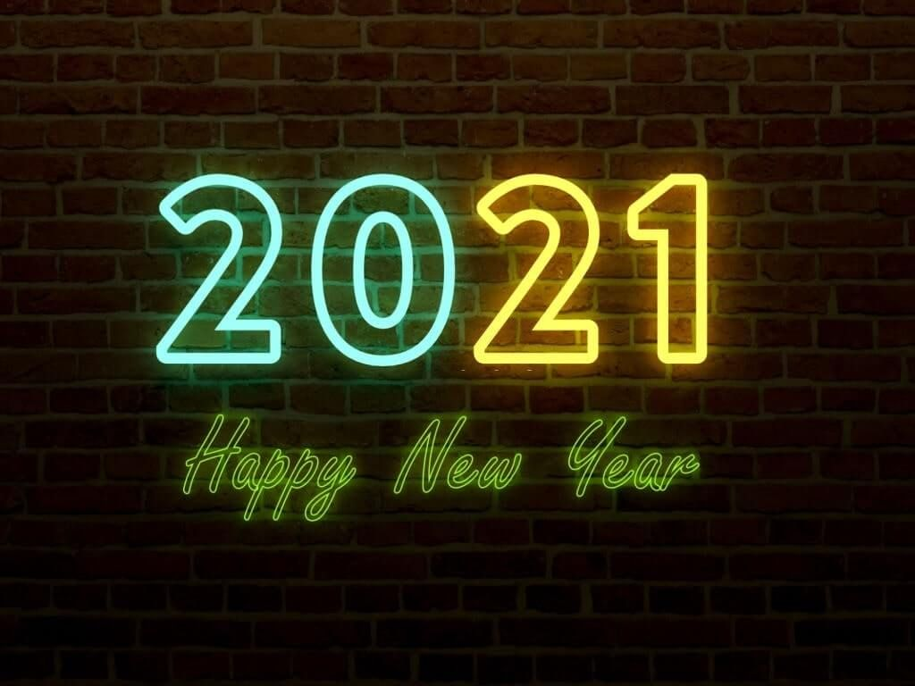 Happy New Year 2021 Images for everyone in 2020 Happy