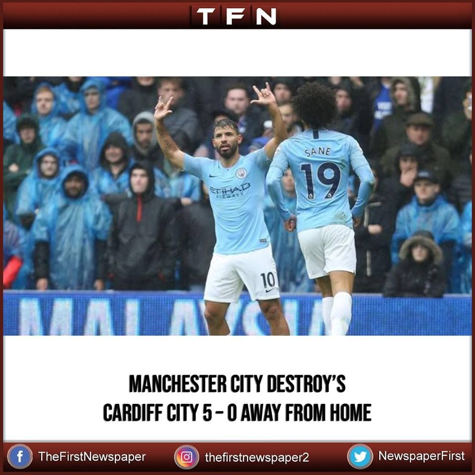 Manchester City are now at the 2nd position in the Premier