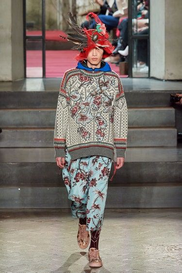 Antonio Marras Herbst/Winter 2020-2021 Ready-to-Wear – Fashion Shows   Vogue Germany