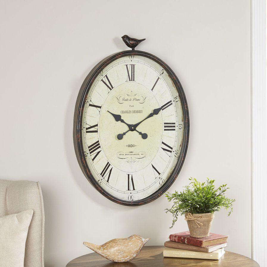 Hughes Wall Clock   Clocks   Pinterest   Wall clocks, Clocks and Walls