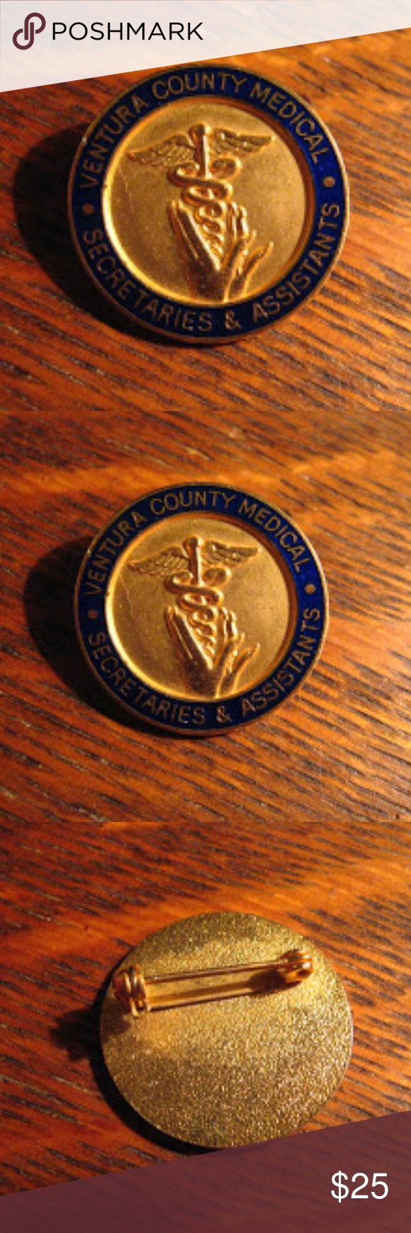 Vintage 1997 Promise Keepers Spiritual Lapel Pin The Making Of A Godly Man