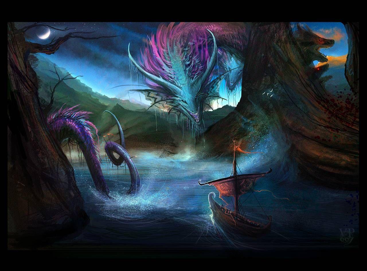 Mystical Dragons Mystic Dragon Dragon Images Beautiful Dragon
