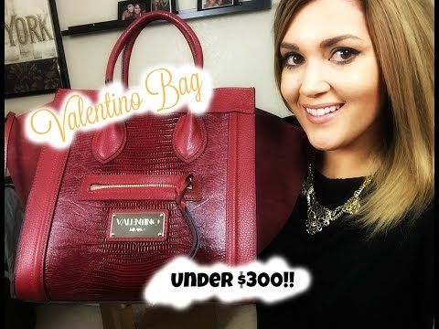 Valentino Cynthia Unboxing