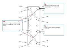 Make A Digital Tv Coat Hanger Antenna Digital Tv Diy Tv Antenna Plasma Tv Stands