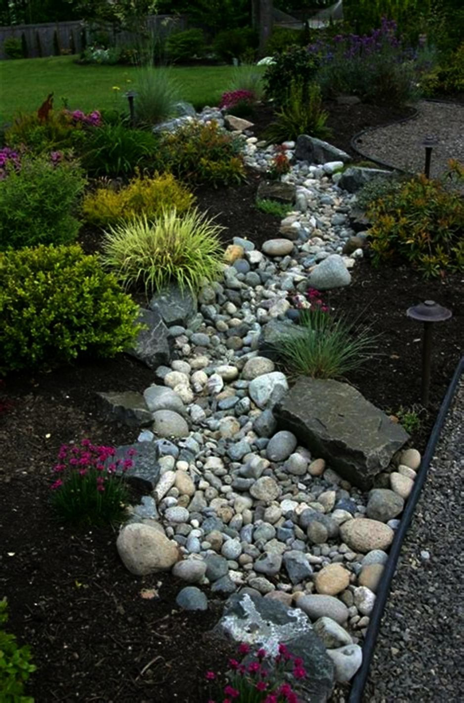 Creating Beauty At Home With Landscape Design Tips Rock Garden