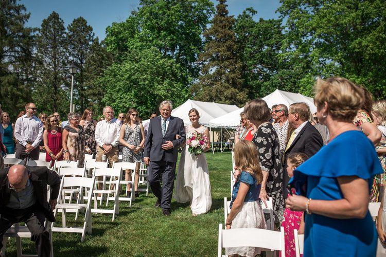 Fowler Lake Park Wedding - Destination Wisconsin Wedding