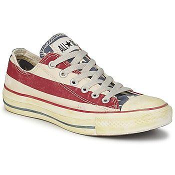Xαμηλά Sneakers Converse ALL STAR STARS BARS VINTAGE OX - http://starakia24.