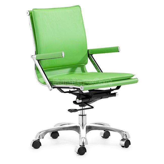 Lider Plus Office Chair (Green
