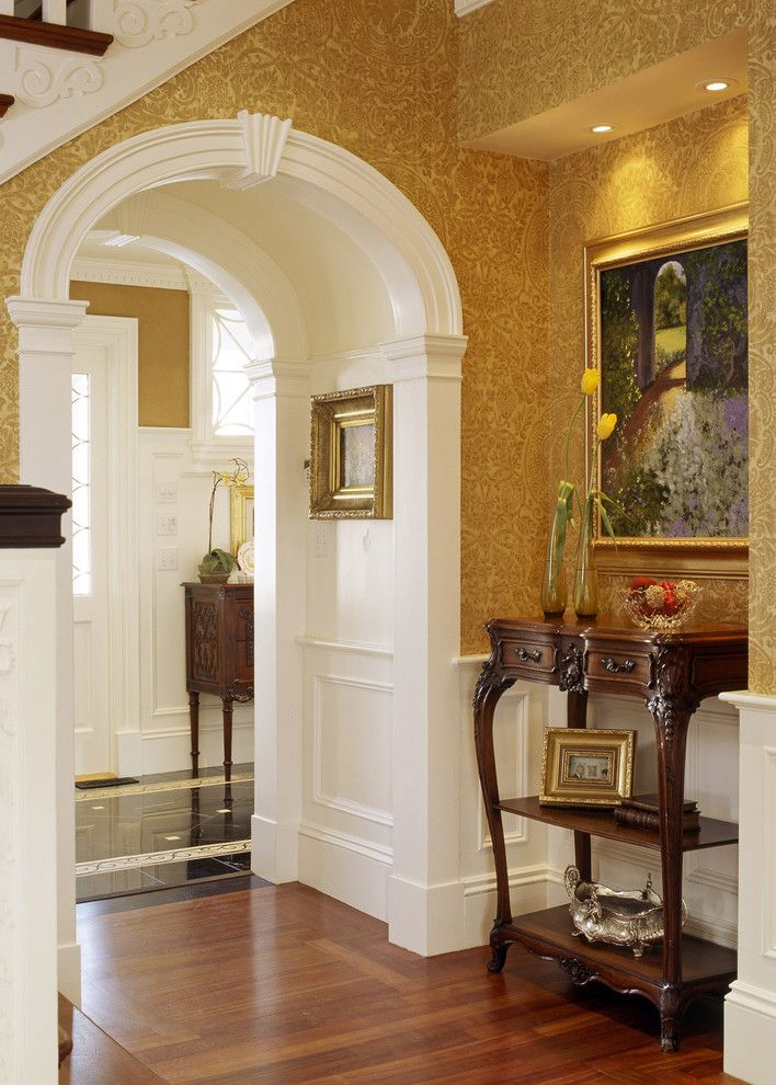 Victorian Era Foyer : Restoring a charming victorian home look at the stunning