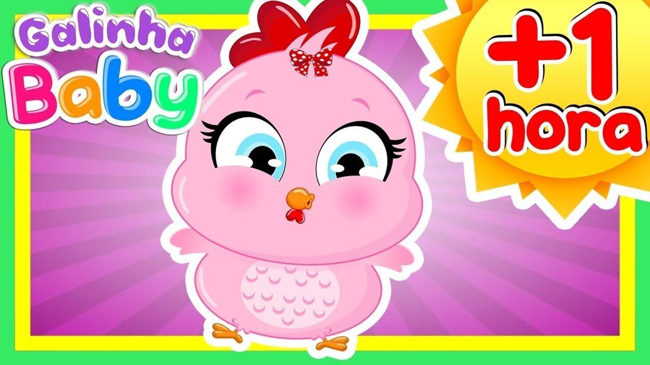 Galinha Baby 1 2 3 Dvd Infantil Completo Musicas Festa Infantil