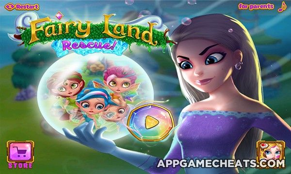 Fairy Land Rescue Cheats, Tips, & Hack for All Locations & No Ads Unlock  #Adventure #FairyLandRescue #Strategy http://appgamecheats.com/fairy-land-rescue-cheats-tips-hack/