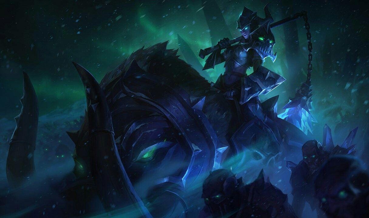 Sejuani - Darkrider | League of Legends | League of Legends