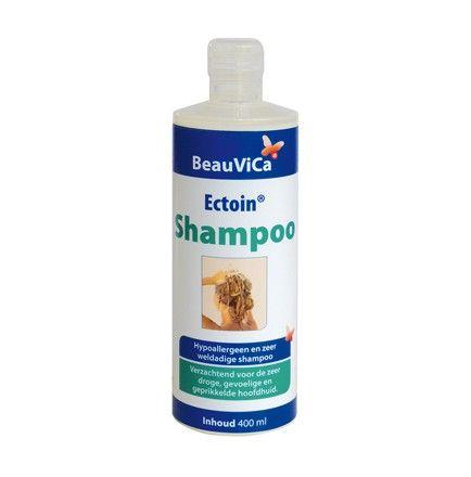 BeauViCa Ectoin Shampoo is een een weldaad voor de gevoelige hoofduid. De shampoo werkt verzachtend bij de gevoelige, geprikkelde en zeer droge hoofdhuid. Ectoin shampoo is gemaakt op basis van een unieke mix van Ectoin® en allerlei kruiden en organische ingrediënten.