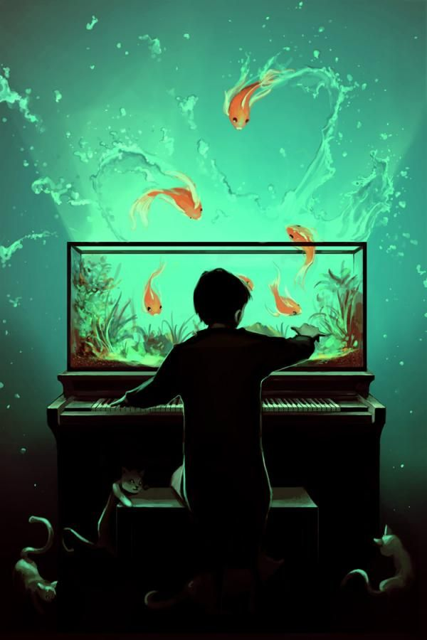 Amazing Digital Paintings By Cyril Rolando Digital Art Inspiration Pinterest Art School Digital And Paintings