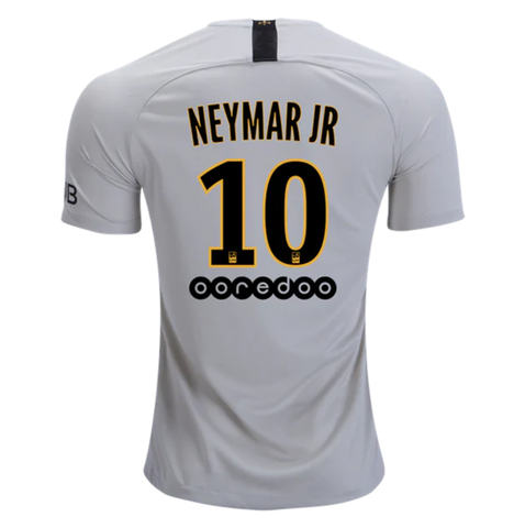 60c4fce14b16 PSG 18 19 Away Men Soccer Jersey Personalized name and number