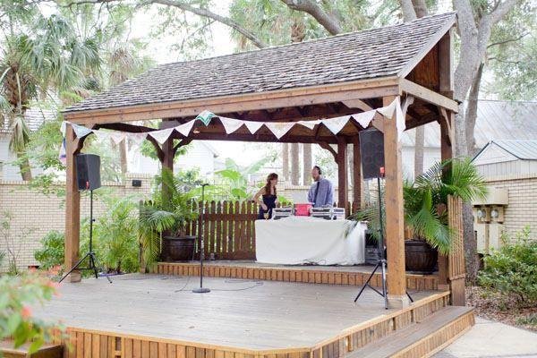 Ybor City Museum Garden Wedding By Raquel Sergio Photography
