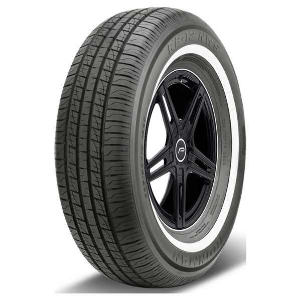 Tires For 1964 1966 Ford Mustang 6 Cyl 4 Lug 195 75r14 1966