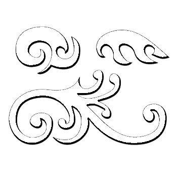 Resultado De Imagem Para Arabescos Stencil Designs Hand Art
