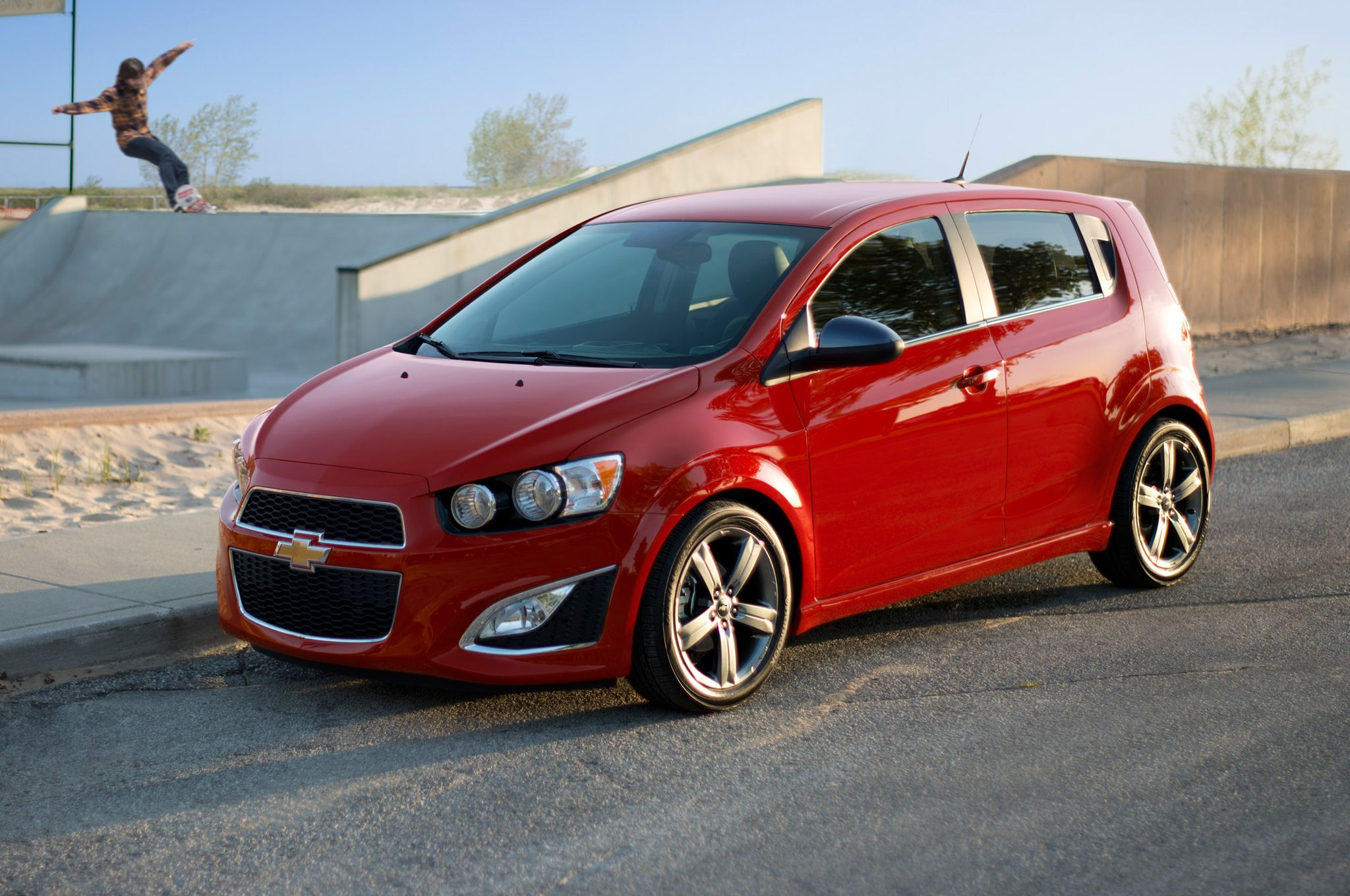 2015 Chevrolet Sonic Release Date Price and Design
