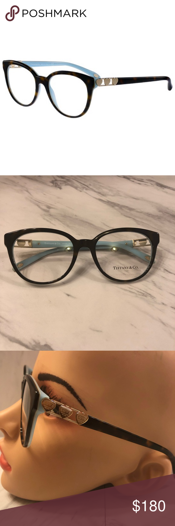 95f1f09132cf Spotted while shopping on Poshmark  Authentic Tiffany and Co. Eye Glasses!   poshmark