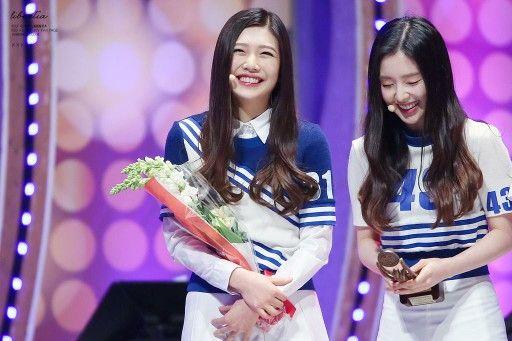 150117 레드벨벳 Red Velvet 조이 JOY & 아이린 IRENE @ 대한민국 연예예술상 Republic of Korea Entertainment Art Awards