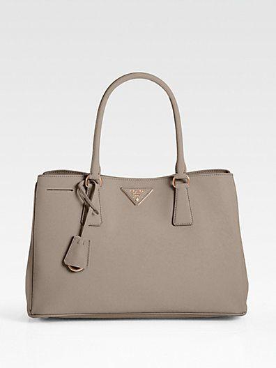 f202d4f1a7 Prada Saffiano Medium Tote Bag on shopstyle.com   My Style   Prada ...