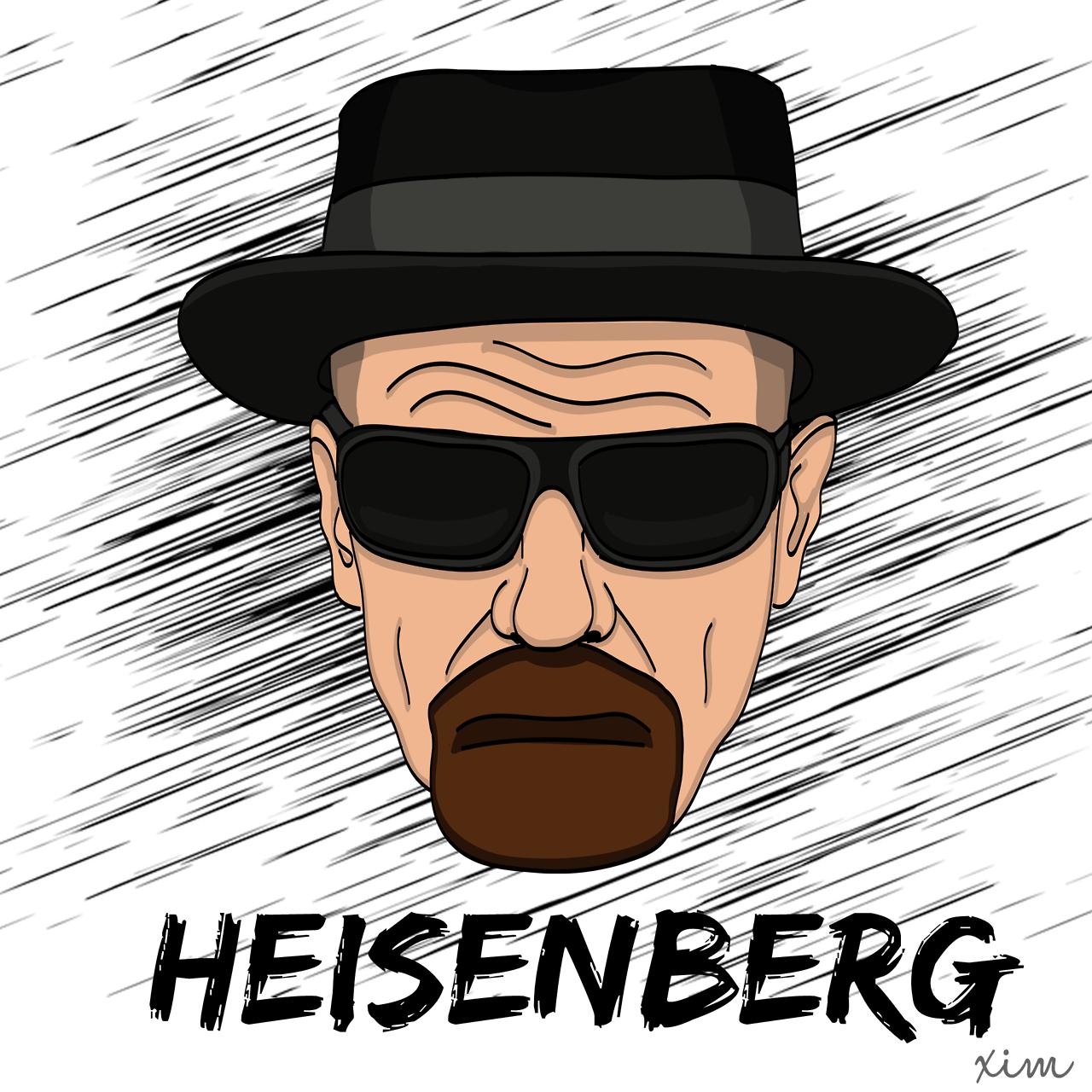 Heisenberg Breaking Bad Xim Breakingbad Heisenberg Heisenberg Breaking Bad Bad