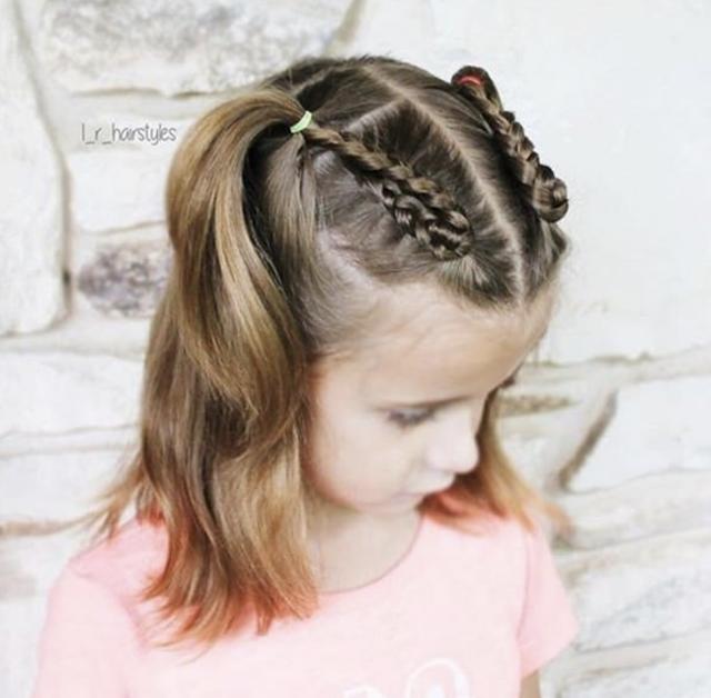 Children S Braids Black Hairstyles Kids Hairstyles Braided Hairstyles Little Girl Braids