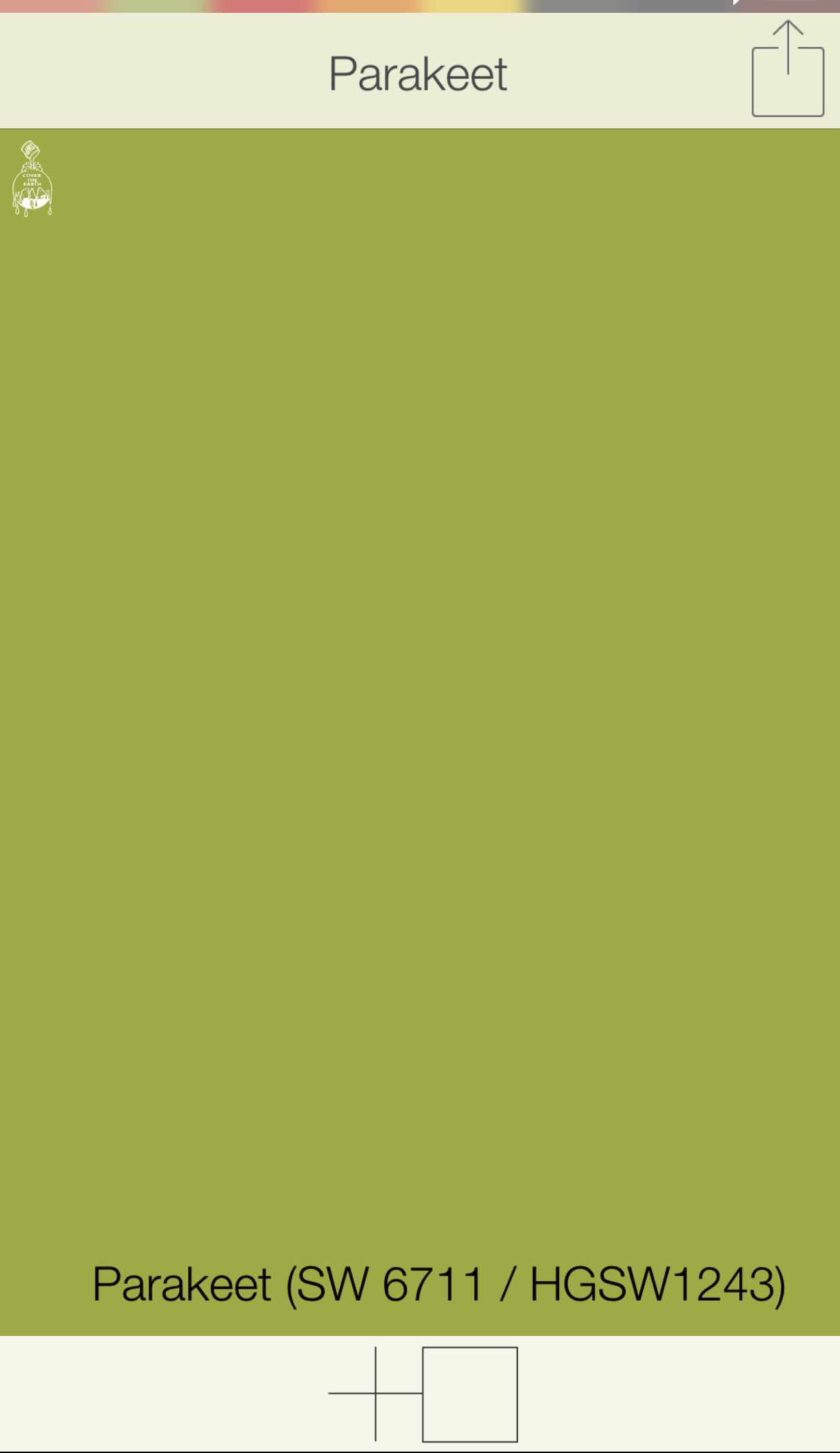 Green Front Door Colors Parakeet Sw 6711 Sherwin Williams Paints Swatchdeck Use The Search Function In To Access Entire Collection Of