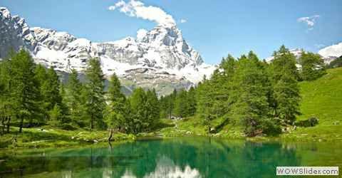 Il Turismo in Valle d'Aosta