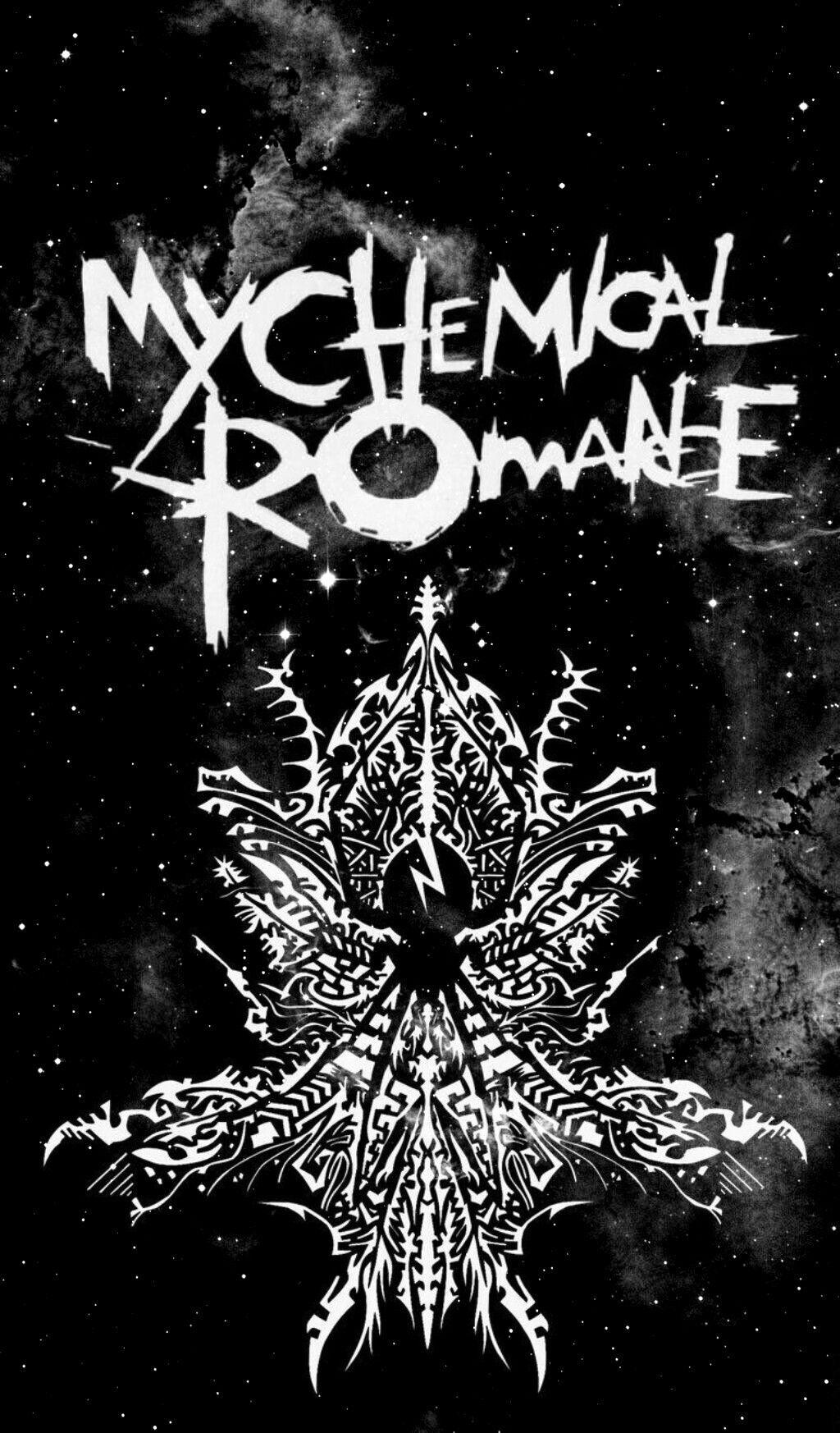 mychemicalromance fondo wallpaper Emo wallpaper, My