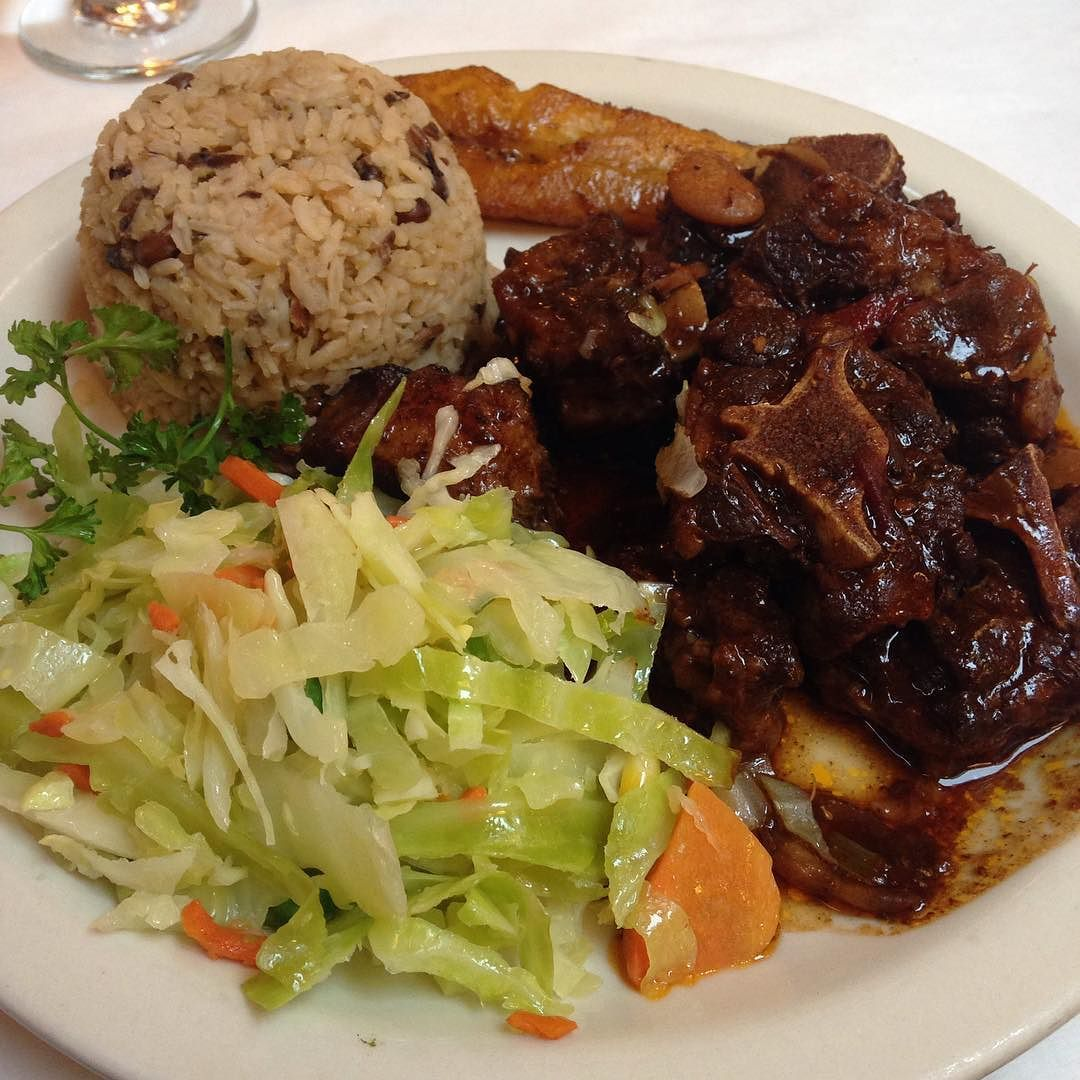 Polly2012 On Instagram This Dish Was Worth Every Penny The Door An Elegant Jamaican Restaurant Located In Quee Jamaican Recipes Jamaican Restaurant Foodie