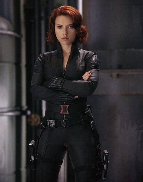 Scarlett Johansson Black Widow Will Not Appear In Iron Man