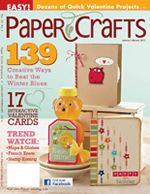 Submission tips for submitting to Paper Crafts magazine.