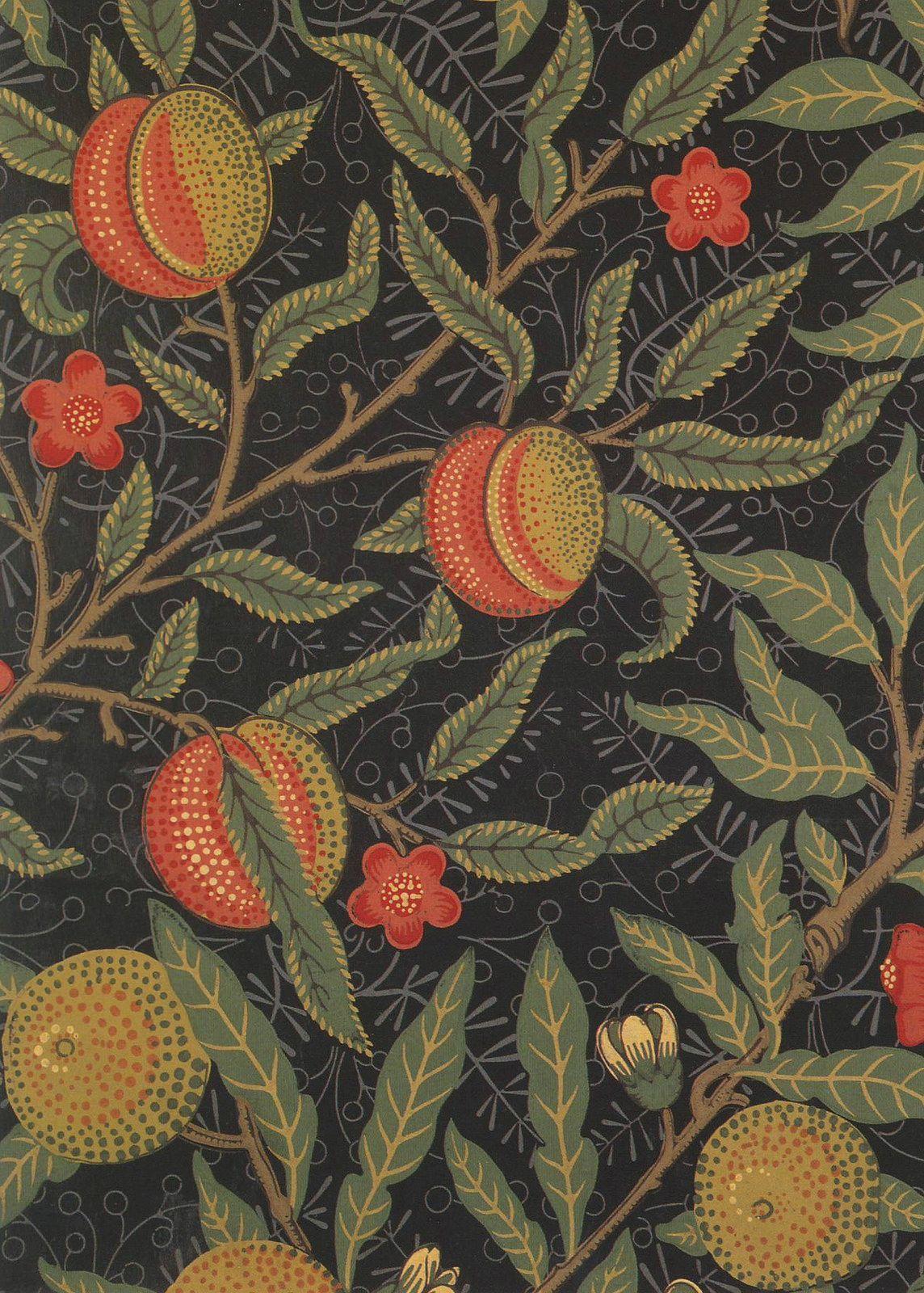 William Morris Wallpaper Design William morris wallpaper