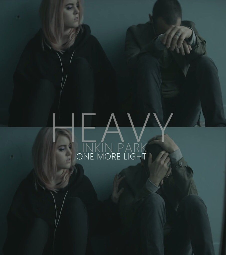 Single Heavy, Album One More Light, Linkin Park