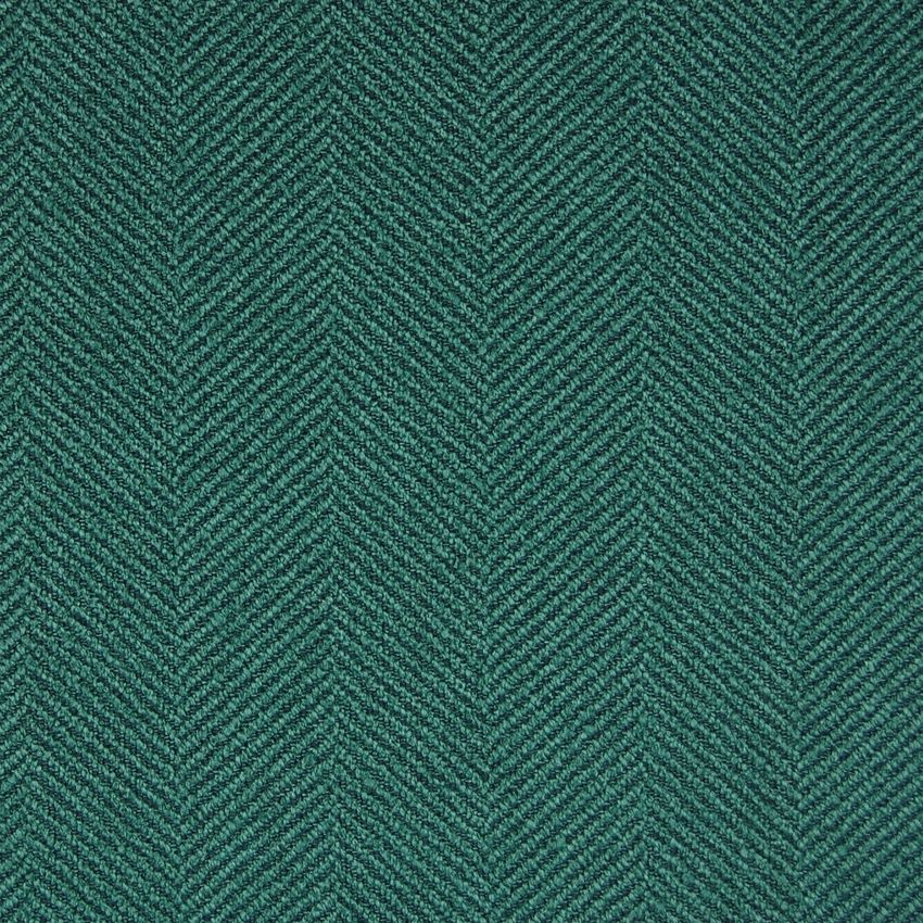 Teal Blue And Teal Herringbone Made In Usa Upholstery Fabric In