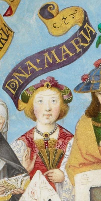 Maria Afonso (1290-1340) Genealogia dos Reis de Portugal