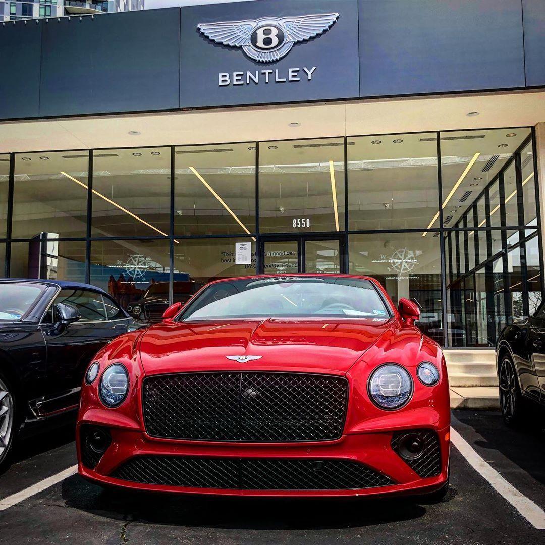 Bentley In 2020