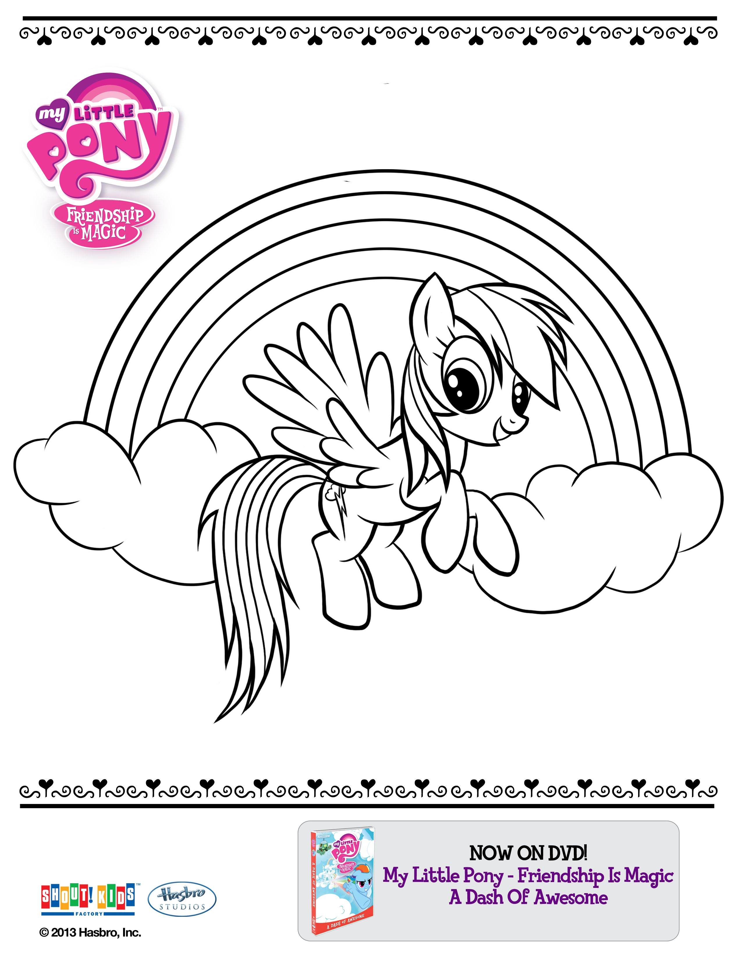 My Little Pony Friendship Is Magic A Dash Of Awesome