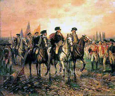 what battle did the americans win their independence from britain in 1781? by Ronald L Stoddard