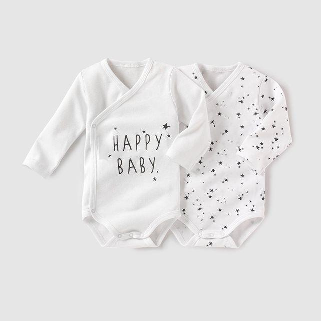 Body naissance (lot de 2) 0 mois-3 ans R mini   prix a68e420e60d