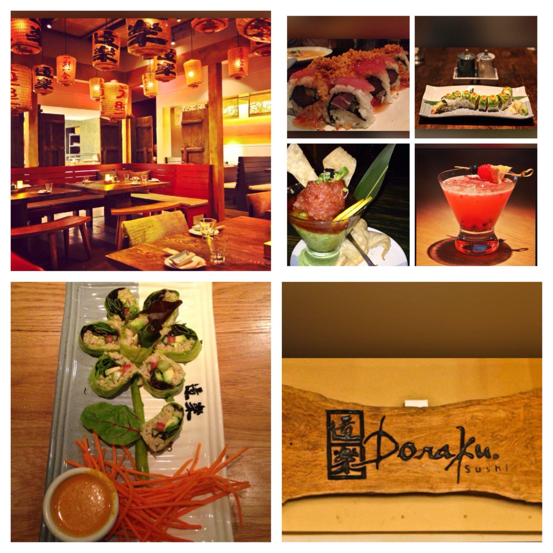 Doraku Sushi Restaurant @ Lincoln Mall