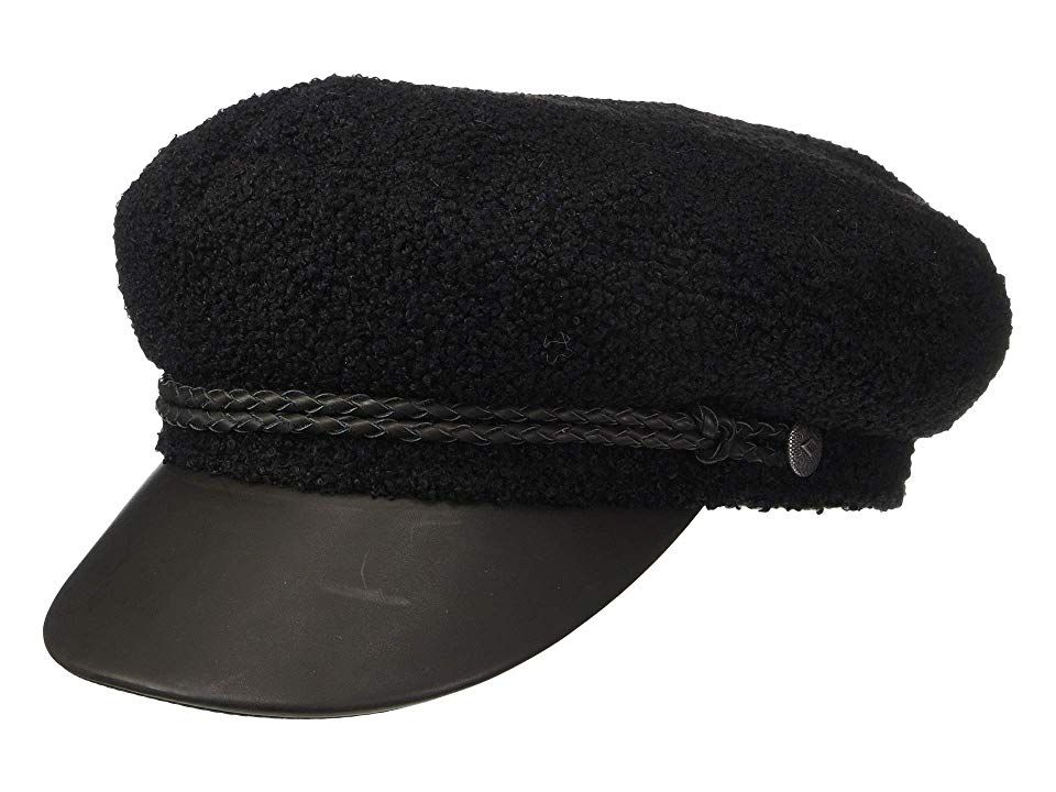 d99d3b62dd6 Brixton Ashland Cap. January 2019. Brixton Ashland Cap (Black Black) Caps. Bring  seafaring style to the ...