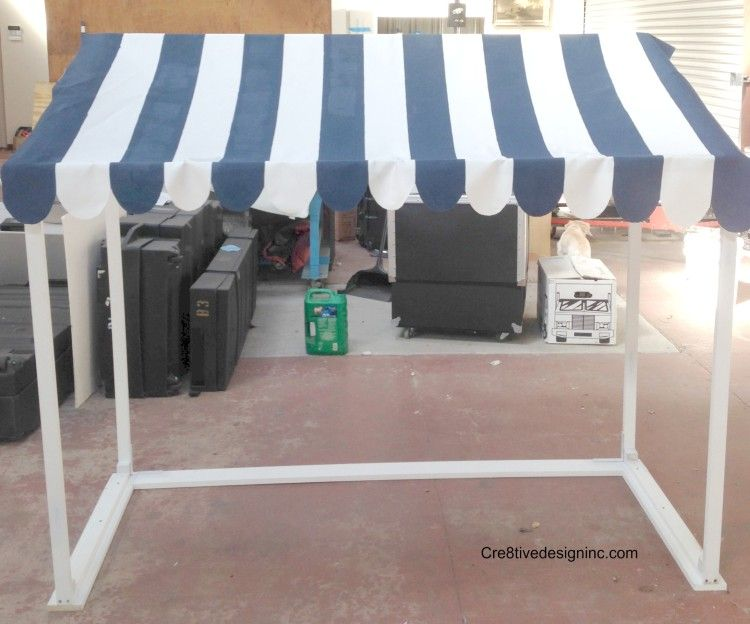 Table Top Canopy Trial Run Fair Ideas Make A Table